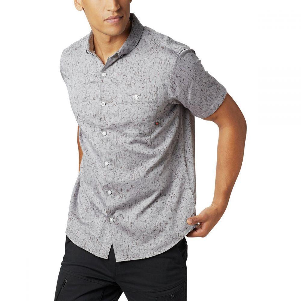 マウンテンハードウェア Mountain Hardwear メンズ トップス 半袖シャツ【Mount Adams Short-Sleeve Shirts】Steam