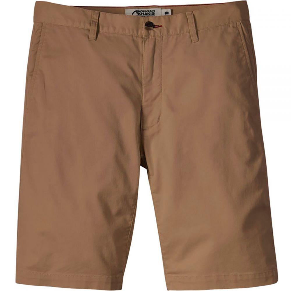 マウンテンカーキス Mountain Khakis メンズ ハイキング・登山 ボトムス・パンツ【Jackson Chino Shorts】Tobacco