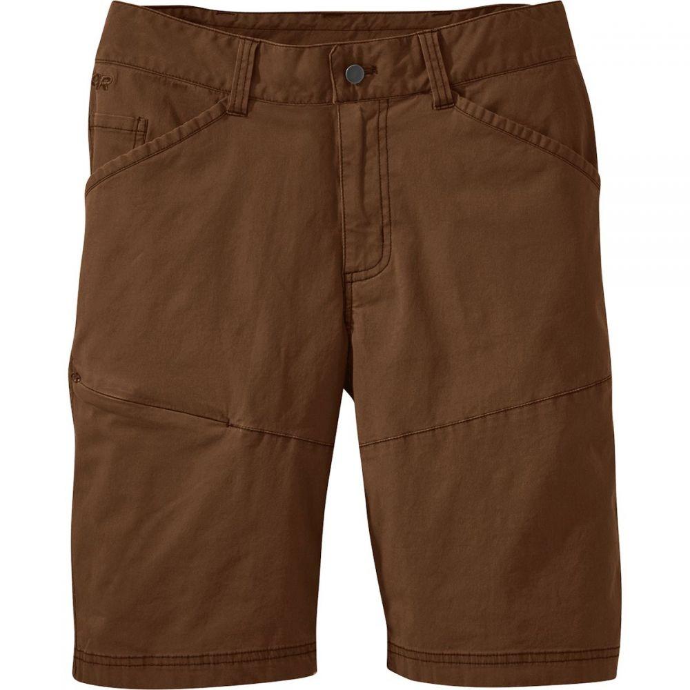 アウトドアリサーチ Outdoor Research メンズ ハイキング・登山 ボトムス・パンツ【Wadi Rum Shorts】Bark