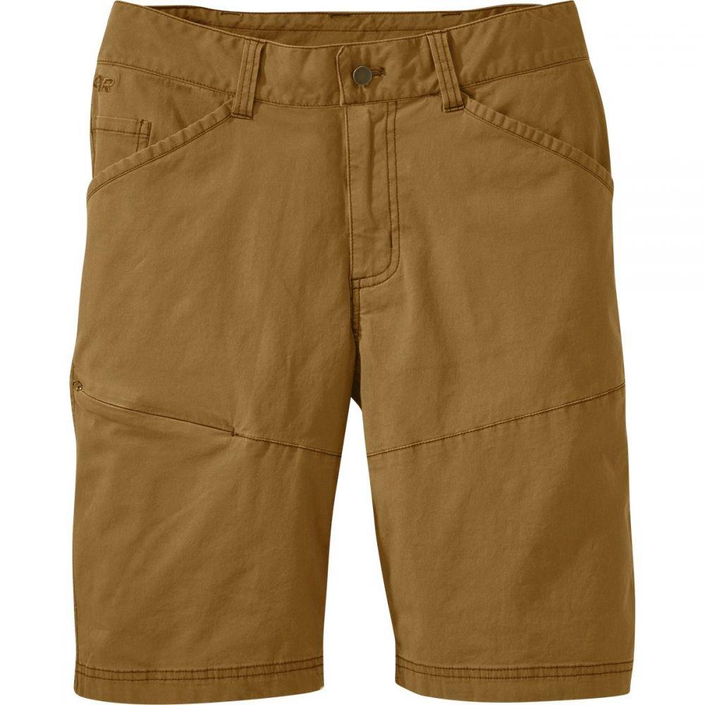 アウトドアリサーチ Outdoor Research メンズ ハイキング・登山 ボトムス・パンツ【Wadi Rum Shorts】Ochre