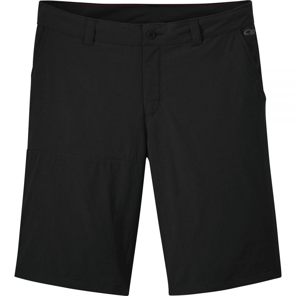 アウトドアリサーチ Outdoor Research メンズ ハイキング・登山 ボトムス・パンツ【24/7 Shorts】Black