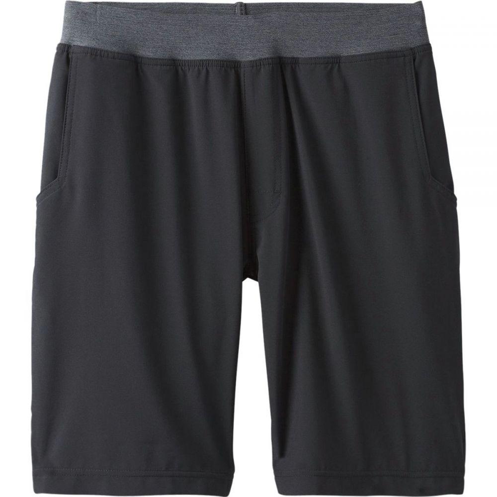 プラーナ Prana メンズ ハイキング・登山 ボトムス・パンツ【Super Mojo II Shorts】Black