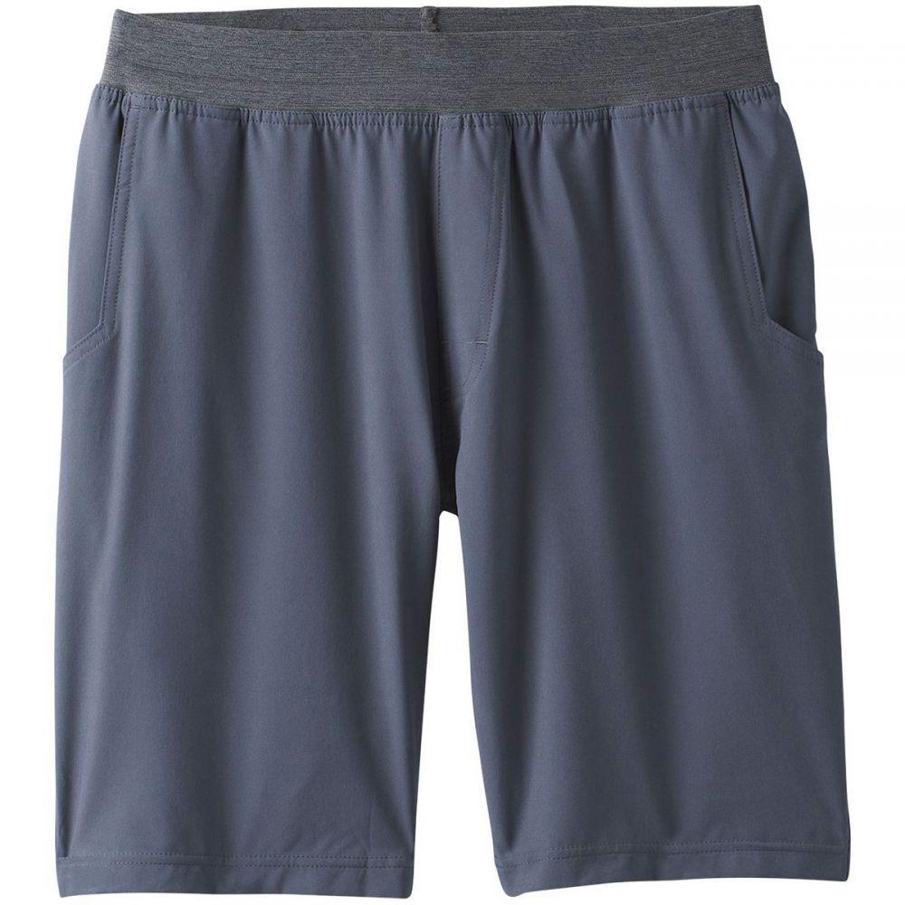 プラーナ Prana メンズ ハイキング・登山 ボトムス・パンツ【Super Mojo II Shorts】Coal