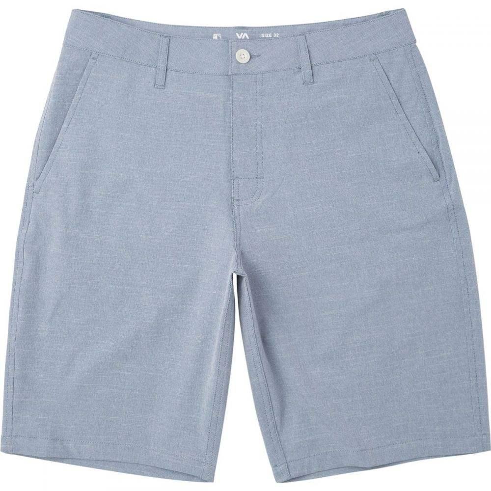 ルーカ RVCA メンズ ボトムス・パンツ ショートパンツ【Balance Hybrid Shorts】Surplus Blue