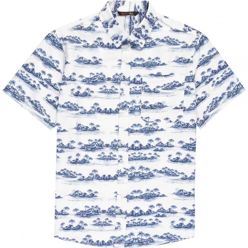 ストイック Stoic メンズ トップス 半袖シャツ【Paradise Hiking Shirts】Light Blue