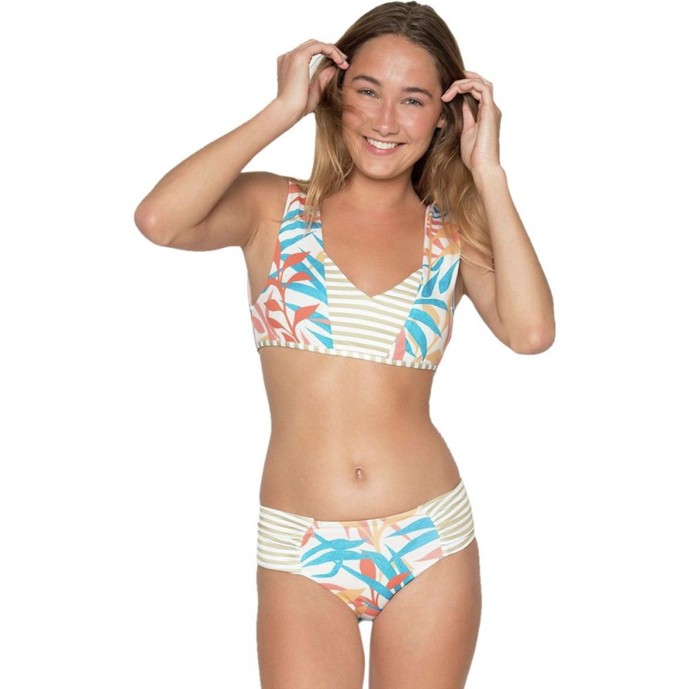 シーアスイムウェア Seea Swimwear レディース 水着・ビーチウェア ボトムのみ【Milos Reversible Bikini Bottom】Vida