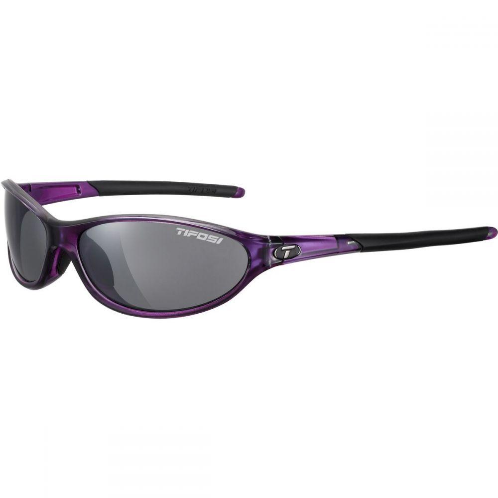 ティフォージ Tifosi Optics レディース スポーツサングラス【Alpe 2.0 Polarized Sunglasses】Crystal Purple/Smoke
