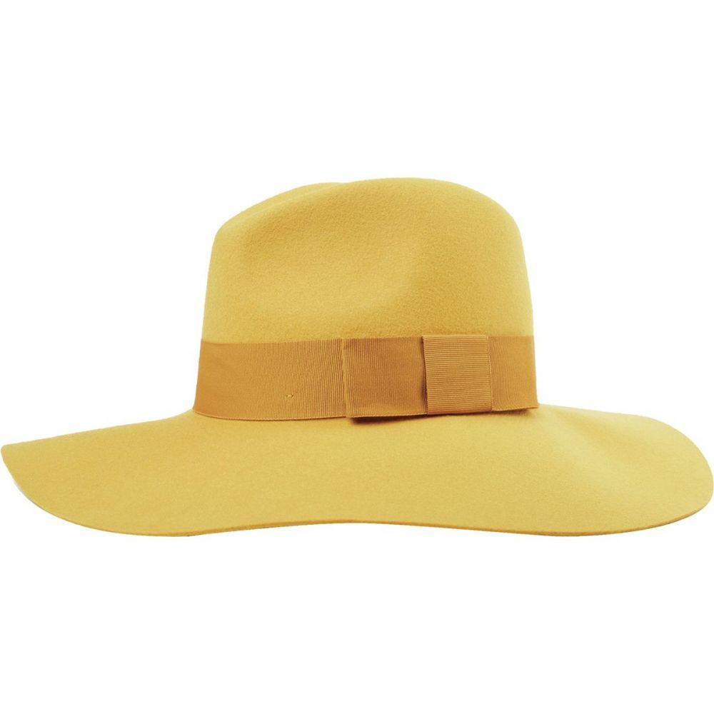 ブリクストン Brixton レディース 帽子【Piper Hat】Nugget Gold