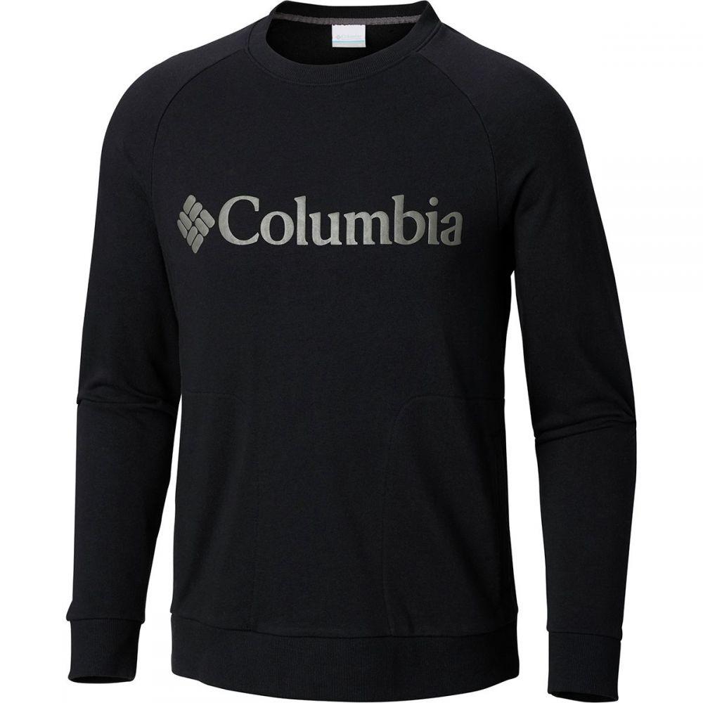 コロンビア Columbia メンズ トップス スウェット・トレーナー【CSC M Bugasweat Crew Sweatshirts】Black