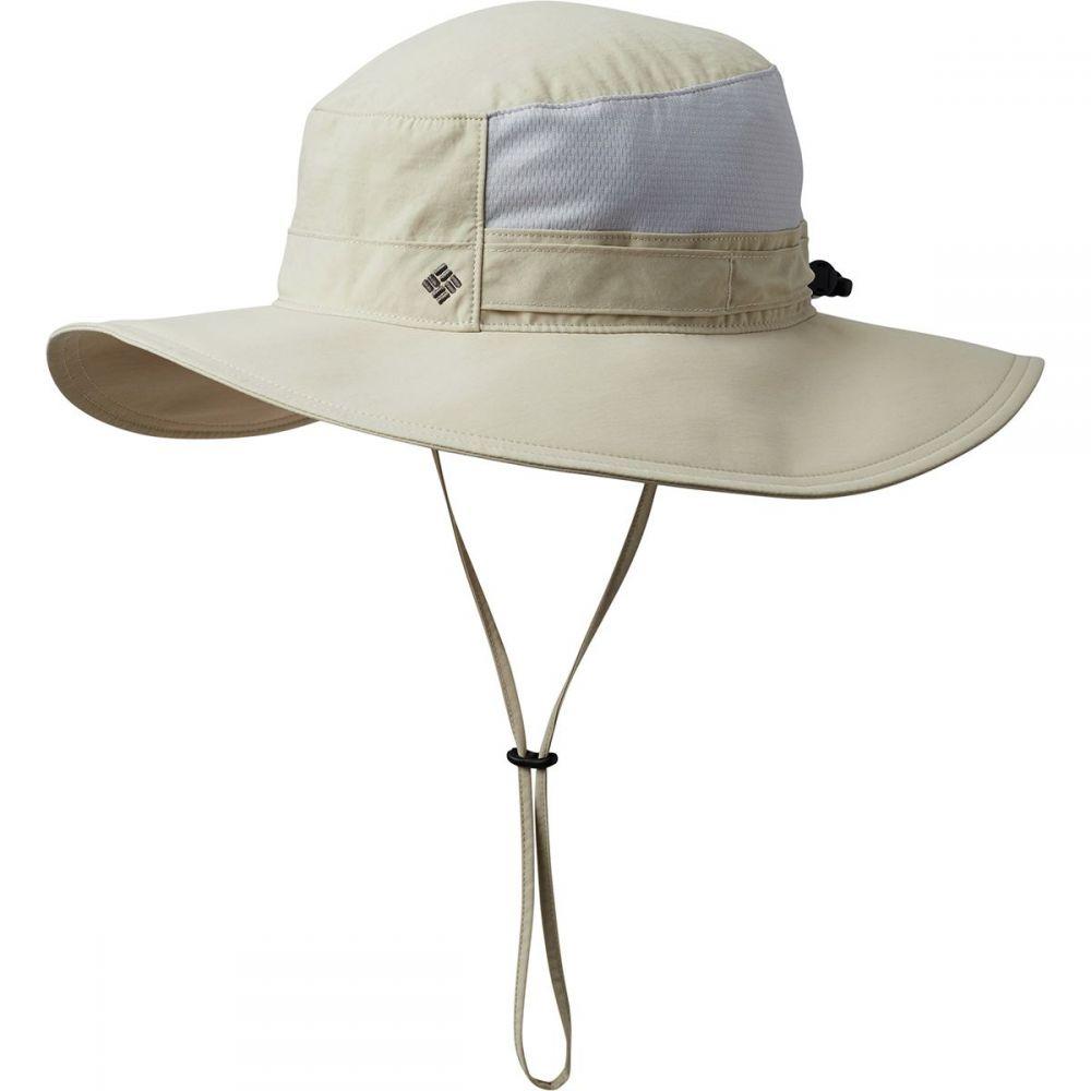 コロンビア Columbia レディース 帽子 ハット【Coolhead II Zero Booney Hat】Fossil