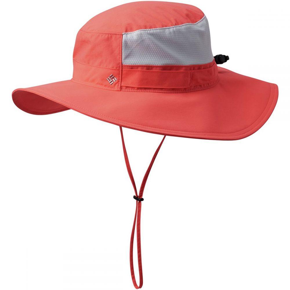 コロンビア Columbia レディース 帽子 ハット【Coolhead II Zero Booney Hat】Red Coral