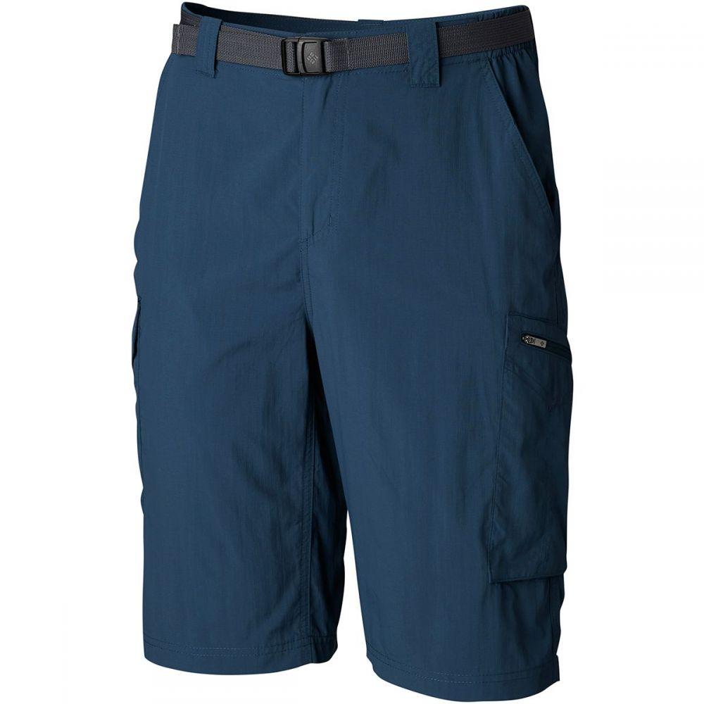 コロンビア Columbia メンズ ハイキング・登山 ボトムス・パンツ【Silver Ridge Cargo Shorts】Petrol Blue