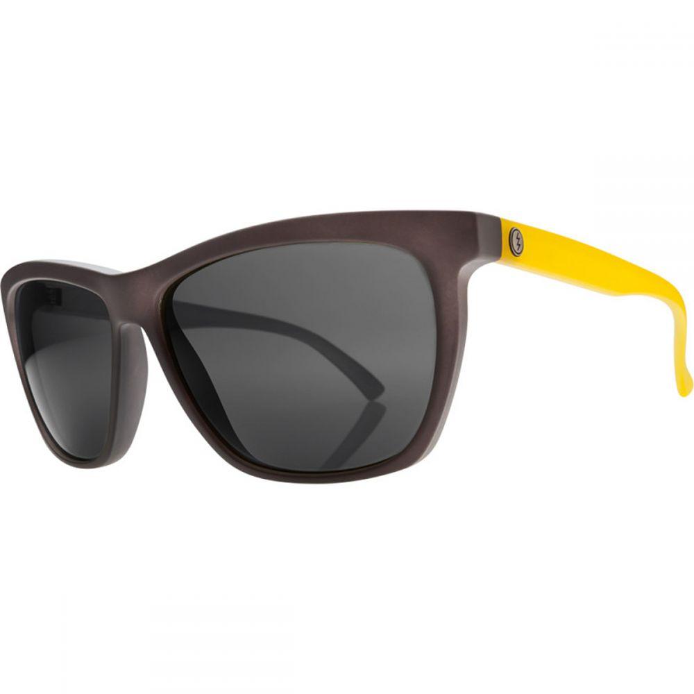 エレクトリック Electric レディース メガネ・サングラス【Watts Sunglasses】Mod Amber/M. Grey