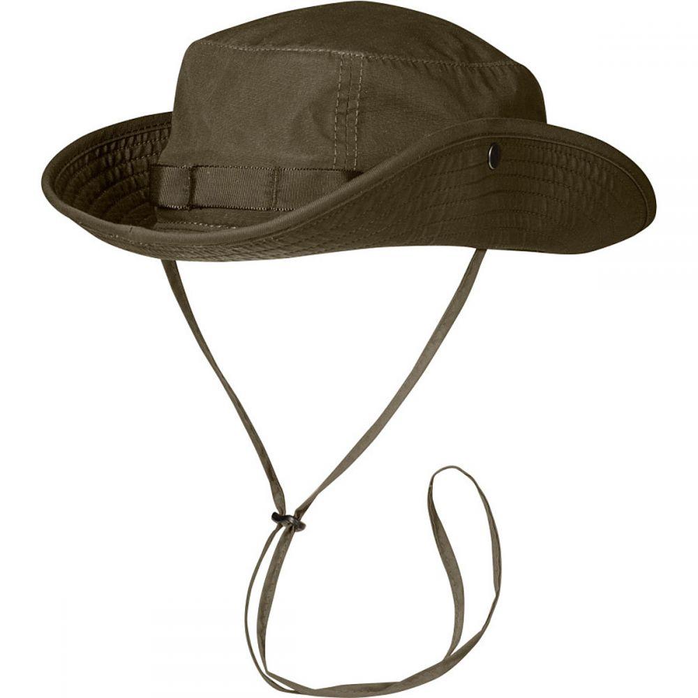 フェールラーベン Fjallraven メンズ 帽子 ハット【Abisko Summer Hats】Dark Olive