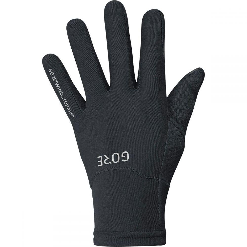 ゴアウェア Gore Wear メンズ 自転車 グローブ【Windstopper Gloves】Black