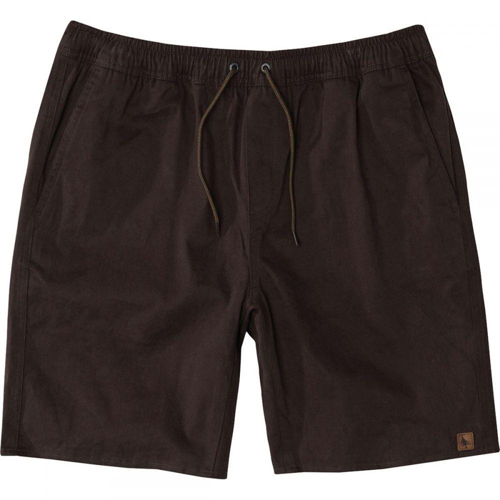 ヒッピーツリー Hippy Tree メンズ ハイキング・登山 ボトムス・パンツ【Crag Shorts】Chocolate