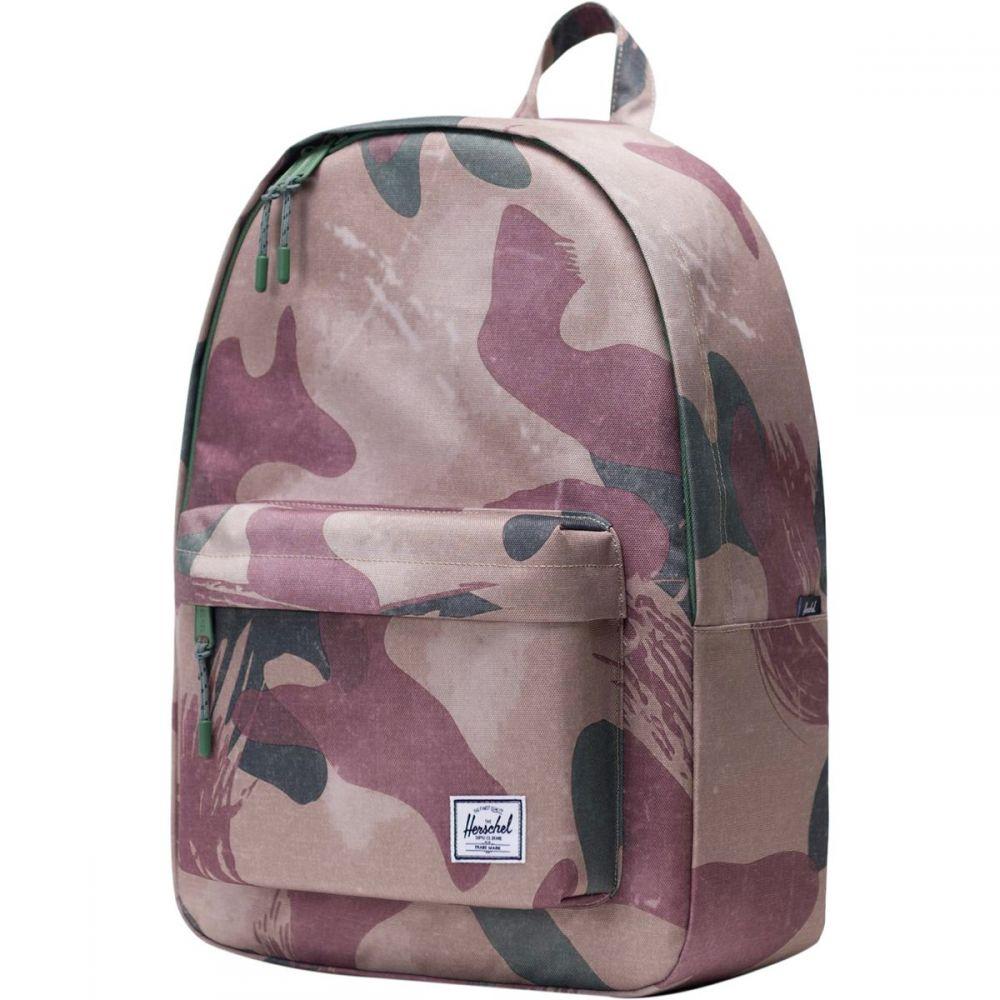 ハーシェル サプライ Herschel Supply レディース バッグ バックパック・リュック【Classic 24L Backpack】Brushstroke Camo
