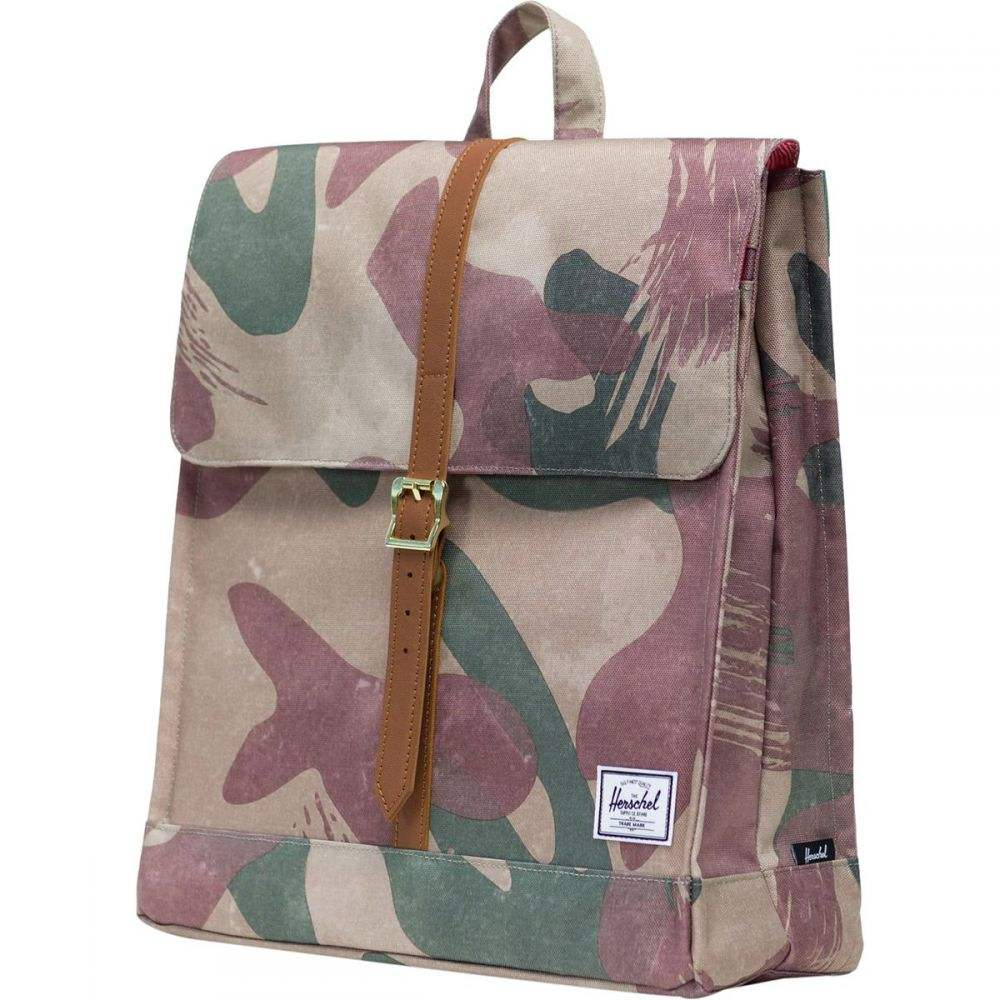 ハーシェル サプライ Herschel Supply レディース バッグ バックパック・リュック【City Mid - Volume 14L Backpack】Brushstroke Camo