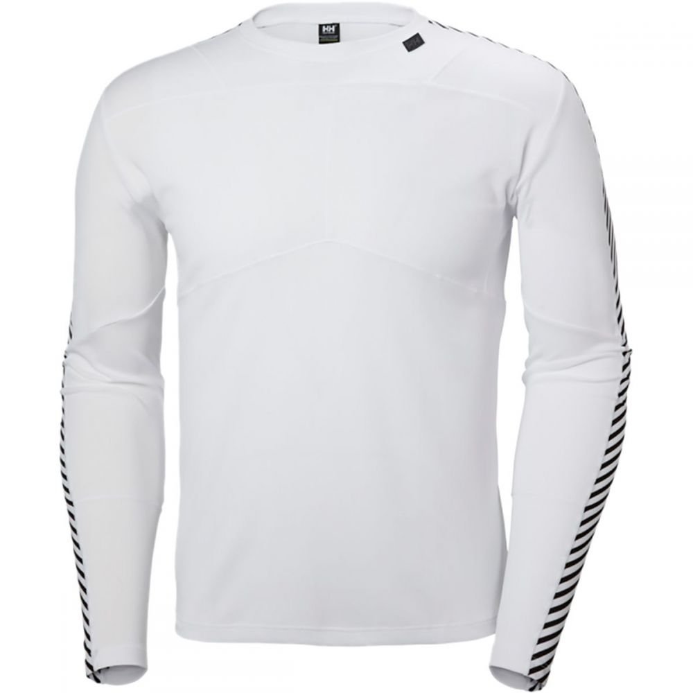 ヘリーハンセン Helly Hansen メンズ トップス【HH Lifa Crew Long-Sleeve Shirts】White