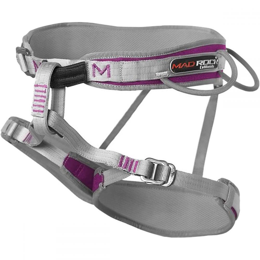 マッドロック Mad Rock レディース クライミング【Venus 4.0 Harness】Purple