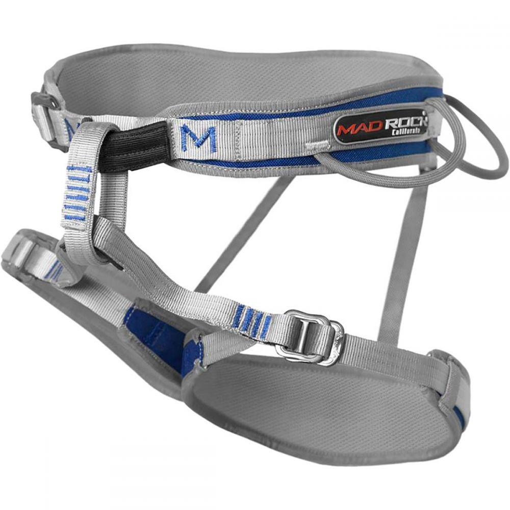 マッドロック Mad Rock メンズ クライミング【Mars 4.0 Harnesss】Blue
