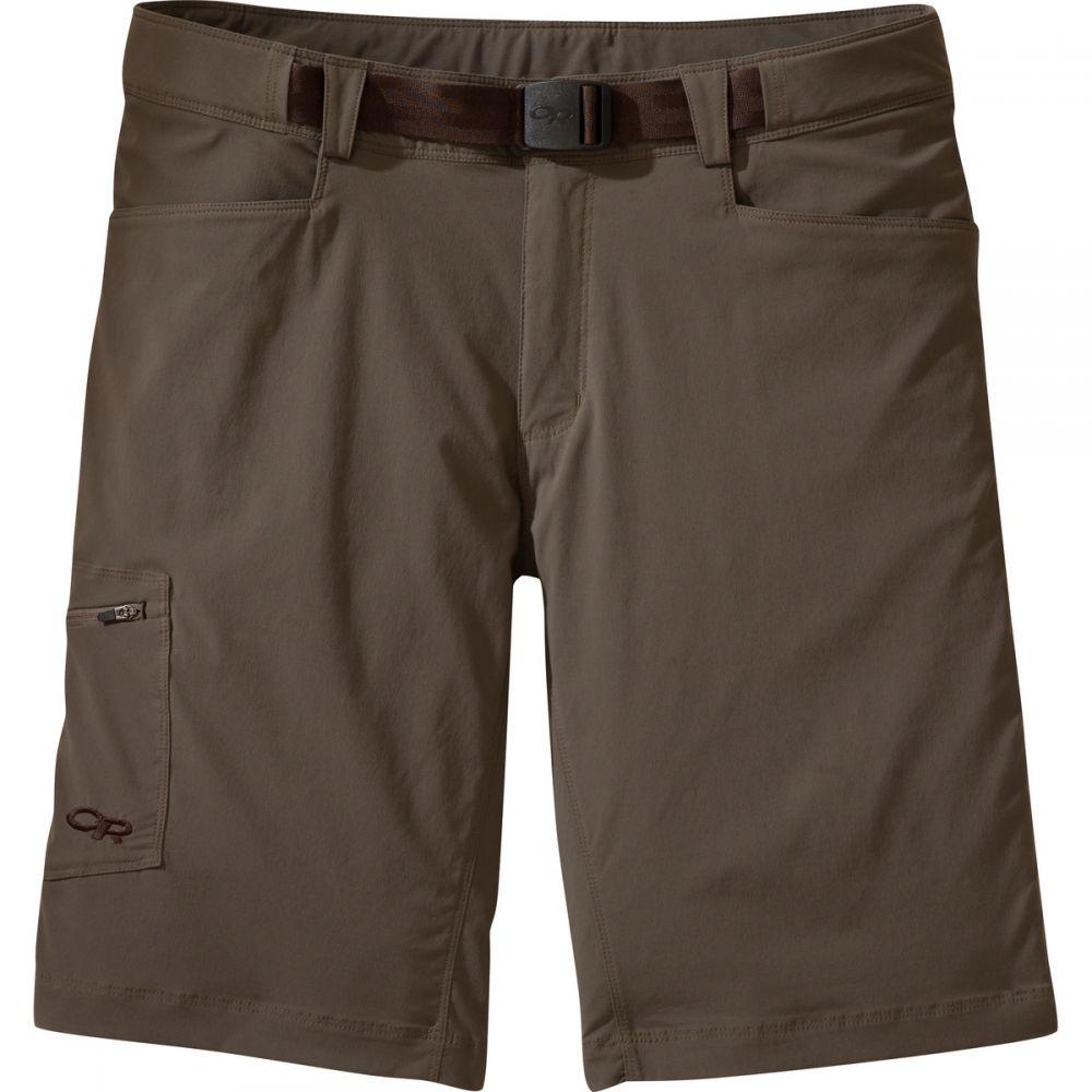 アウトドアリサーチ Outdoor Research メンズ ハイキング・登山 ボトムス・パンツ【Equinox Shorts】Mushroom