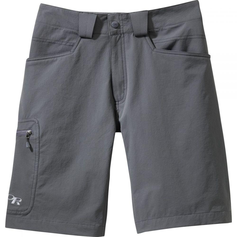 アウトドアリサーチ Outdoor Research メンズ ハイキング・登山 ボトムス・パンツ【Voodoo 10in Shorts】Charcoal