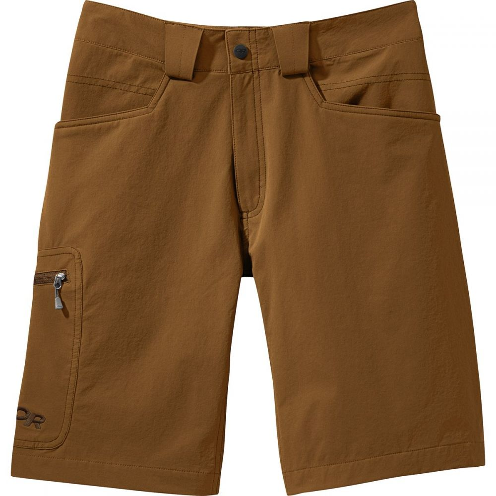 アウトドアリサーチ Outdoor Research メンズ ハイキング・登山 ボトムス・パンツ【Voodoo 10in Shorts】Saddle