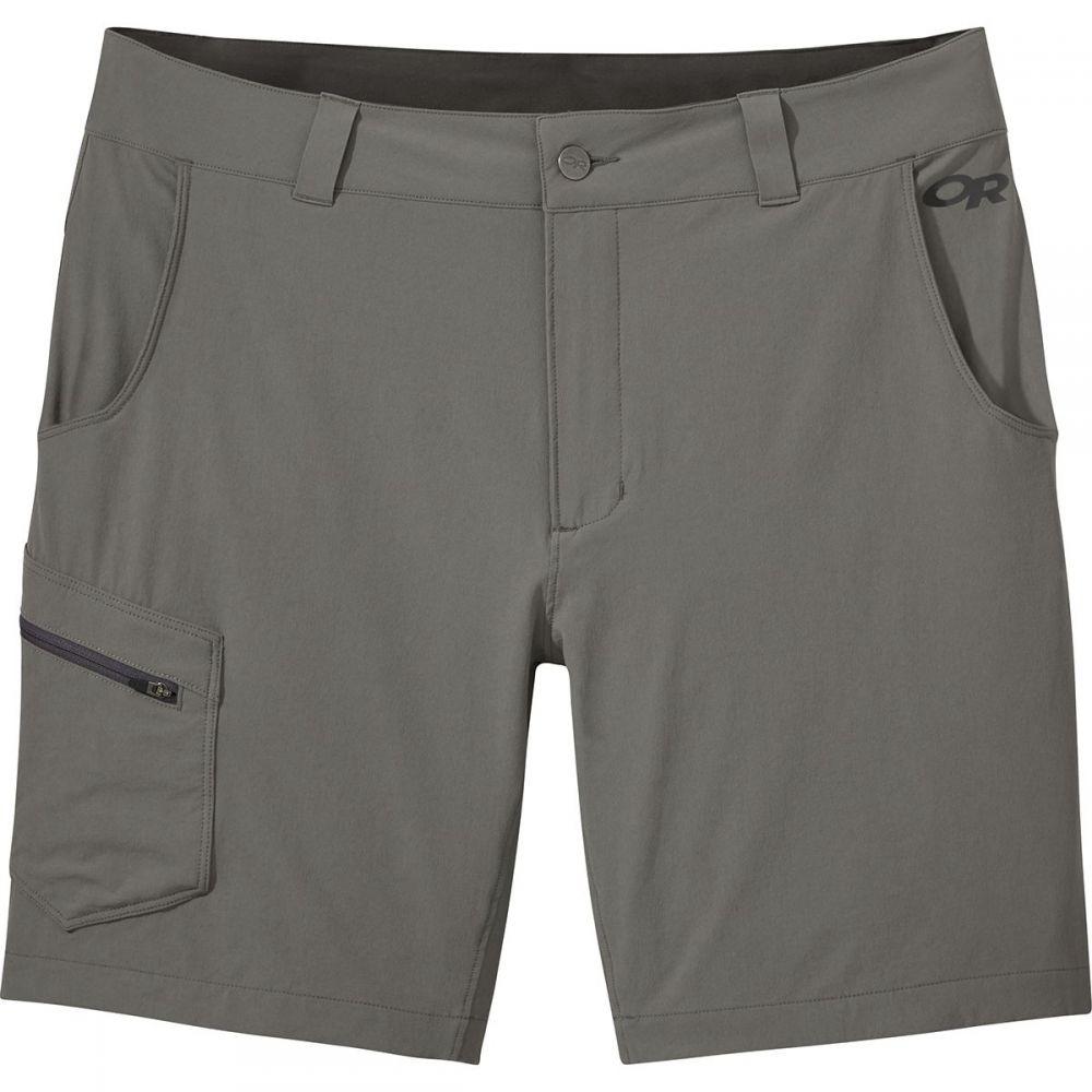 アウトドアリサーチ Outdoor Research メンズ ハイキング・登山 ボトムス・パンツ【Ferrosi Shorts】Pewter