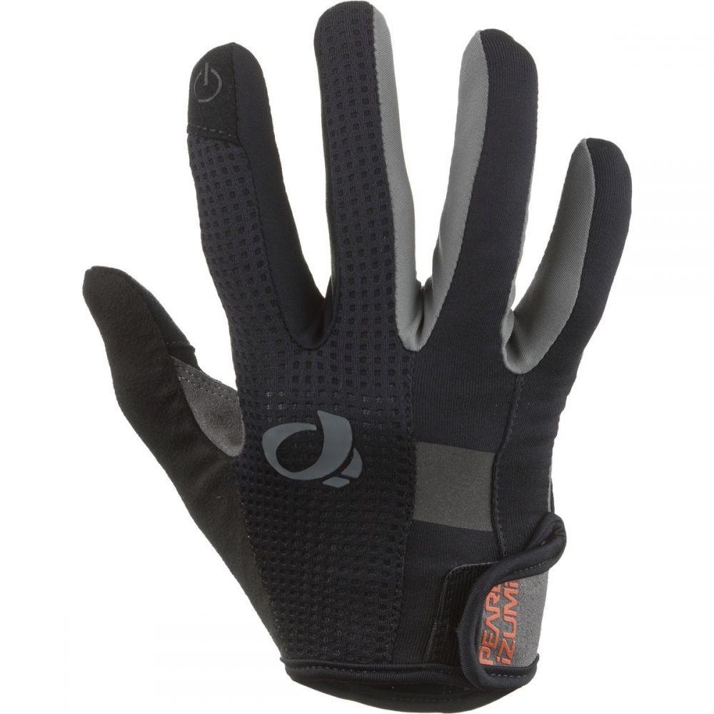 パールイズミ Pearl Izumi レディース 自転車 グローブ【ELITE Gel Full Finger Glove】Black