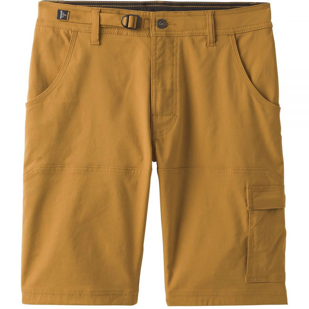 プラーナ Prana メンズ ハイキング・登山 ボトムス・パンツ【Stretch Zion Shorts】Bronzed