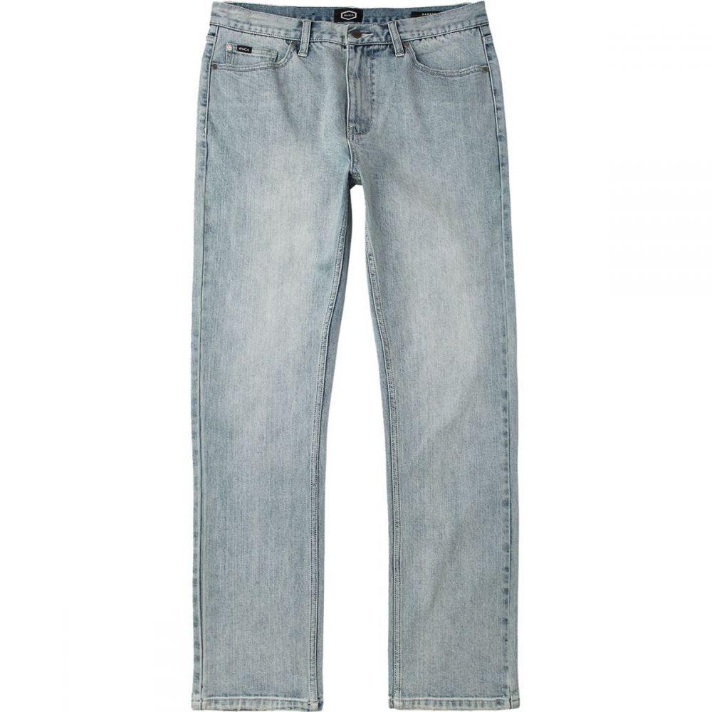 ルーカ RVCA メンズ ボトムス・パンツ ジーンズ・デニム【Daggers Denim Pants】Stone Vintage