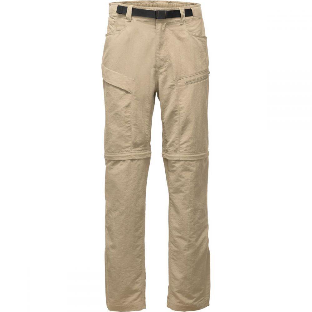 ザ ノースフェイス The North Face メンズ ハイキング・登山 ボトムス・パンツ【Paramount Trail Convertible Pants】Dune Beige