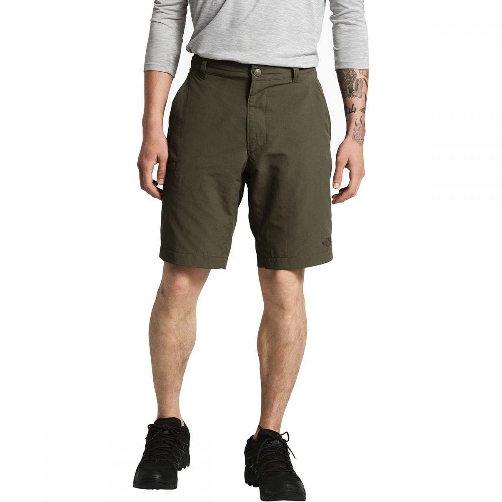 ザ ノースフェイス The North Face メンズ ハイキング・登山 ボトムス・パンツ【Horizon 2.0 Shorts】New Taupe Green