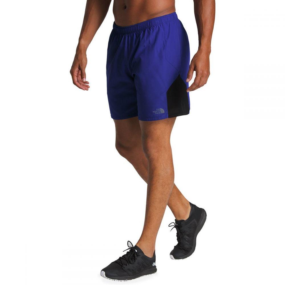 ザ ノースフェイス The North Face メンズ ボトムス・パンツ ショートパンツ【Ambition Dual Shorts】Aztec Blue