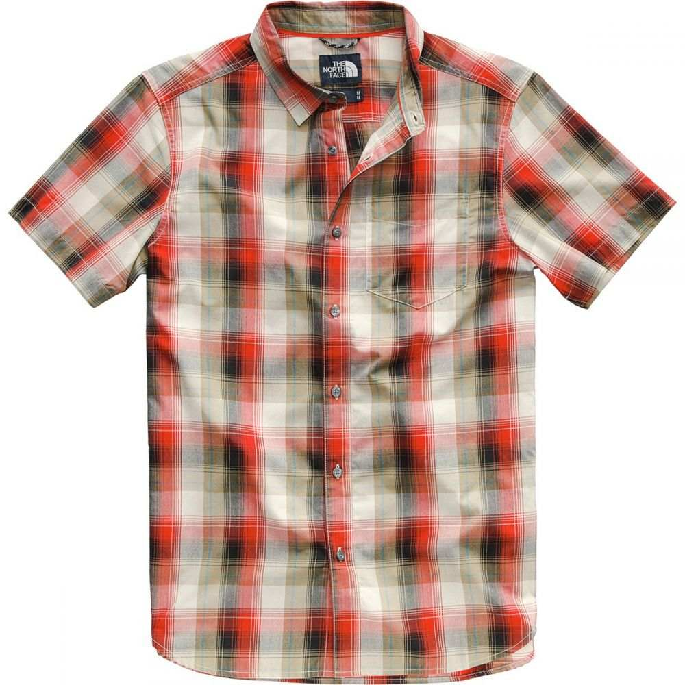 ザ ノースフェイス The North Face メンズ トップス 半袖シャツ【Hammetts Short-Sleeve Shirts】Tnf Black Ash Plaid