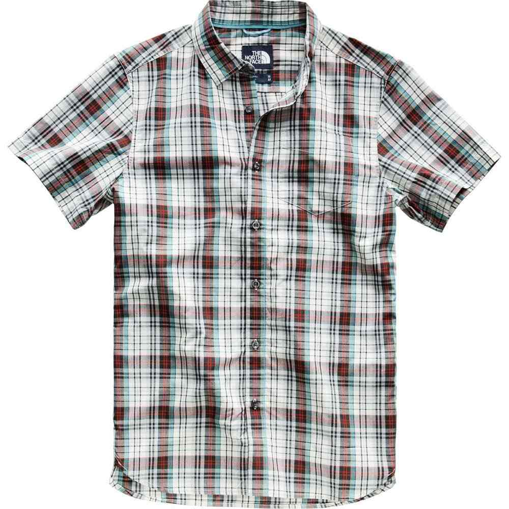 ザ ノースフェイス The North Face メンズ トップス 半袖シャツ【Hammetts Short-Sleeve Shirts】Vintage White Sebastian Plaid