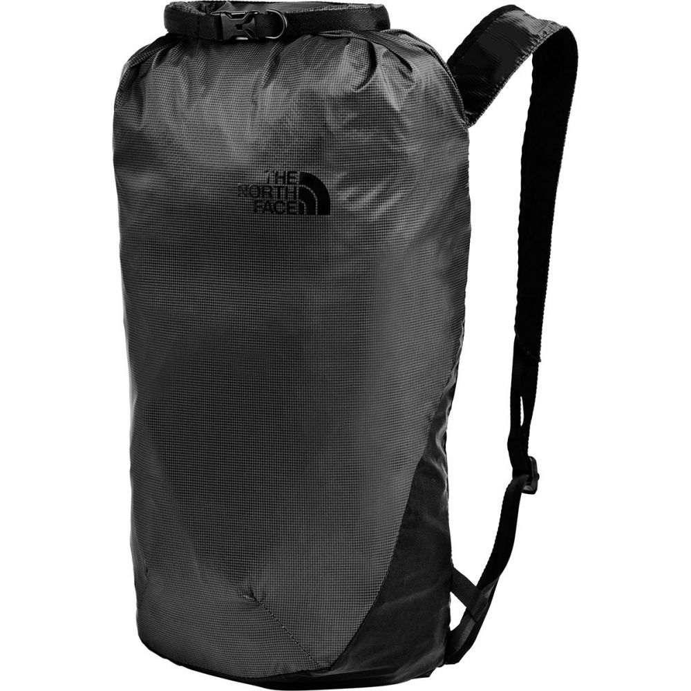 ザ ノースフェイス The North Face レディース バッグ バックパック・リュック【Flyweight Rolltop Backpack】Asphalt Grey/Tnf Black