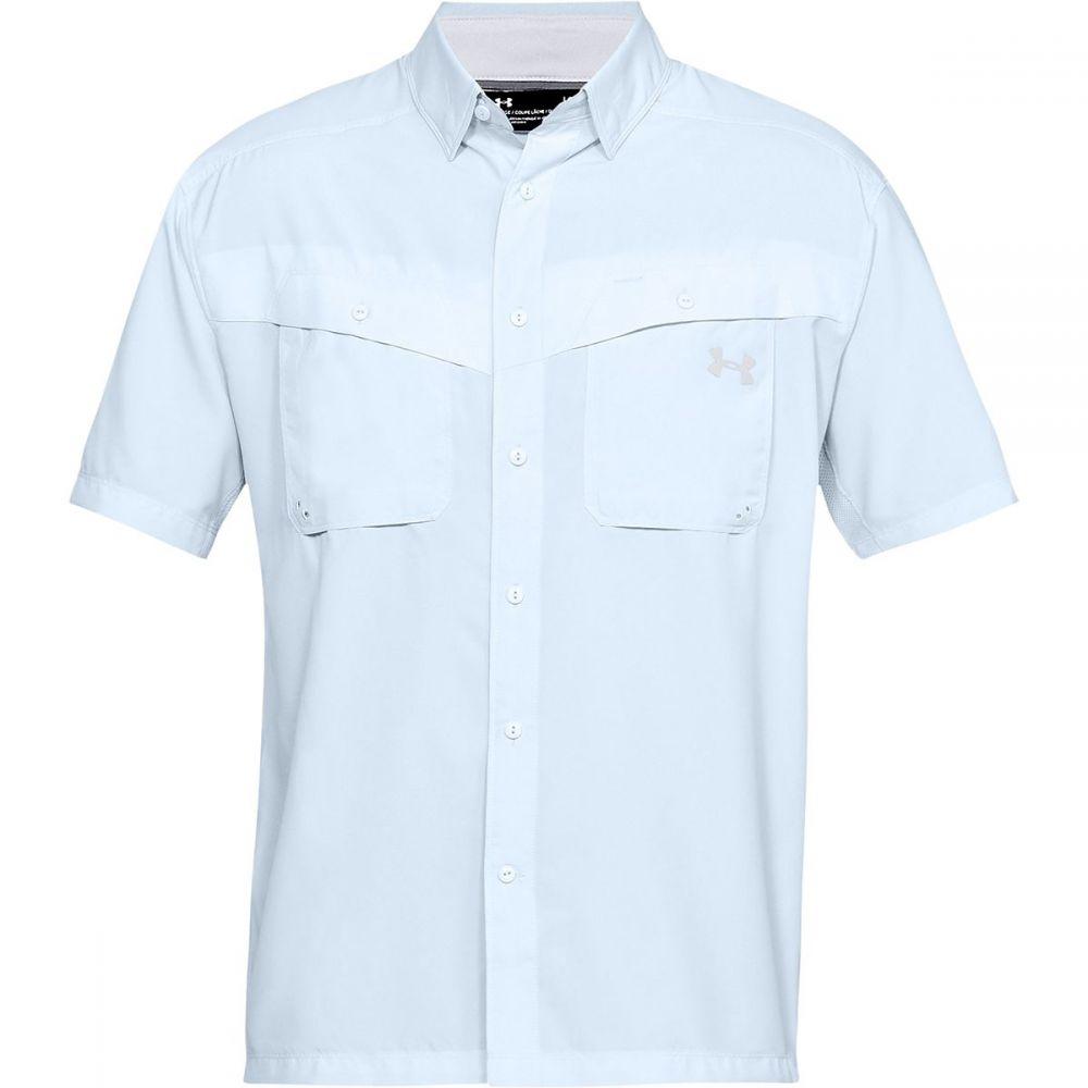 アンダーアーマー Under Armour メンズ トップス 半袖シャツ【Tide Chaser Shirts】Coded Blue/Elemental