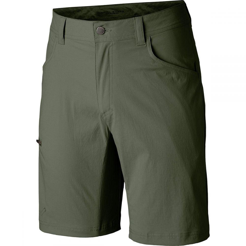 コロンビア Columbia メンズ ハイキング・登山 ボトムス・パンツ【Silver Ridge II Stretch Shorts】Cypress