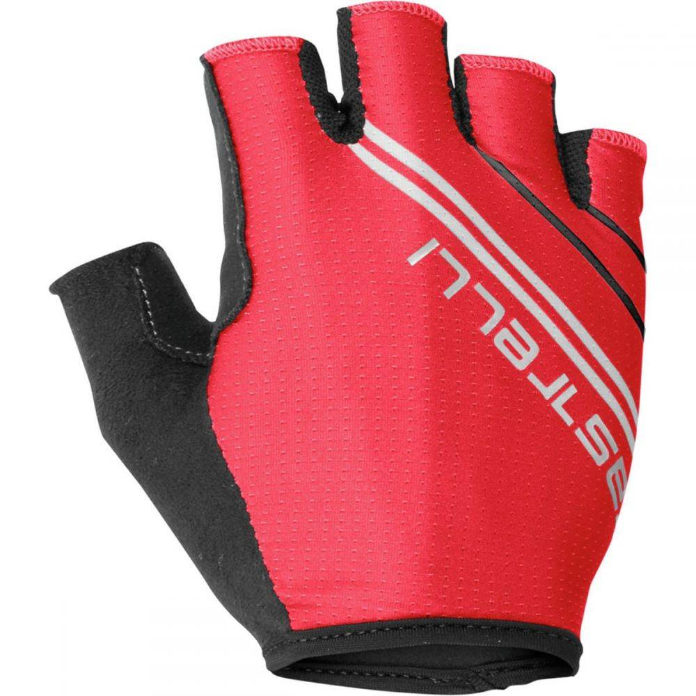 カステリ Castelli レディース 自転車 グローブ【Dolcissima 2 Glove】Hibiscus