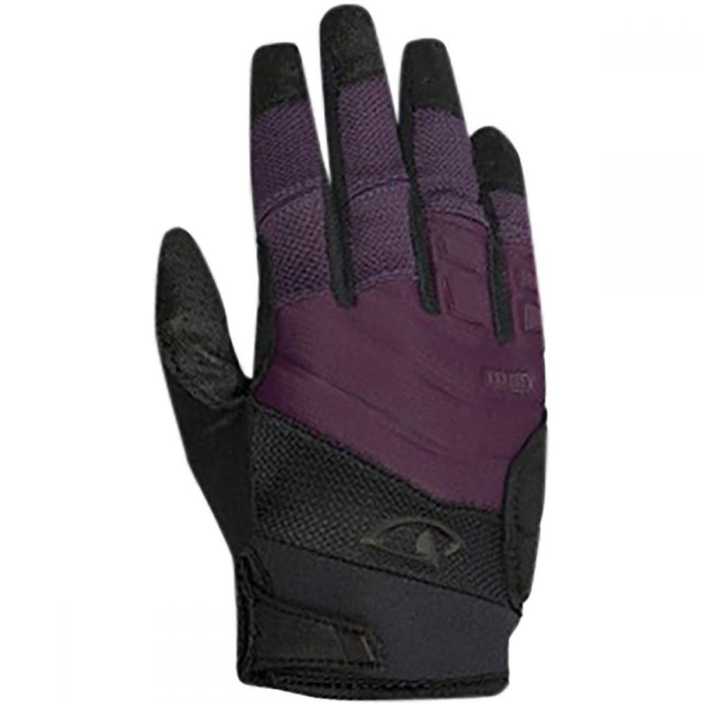ジロ Giro レディース 自転車 グローブ【Xena Gloves】Dusty Purple/Black
