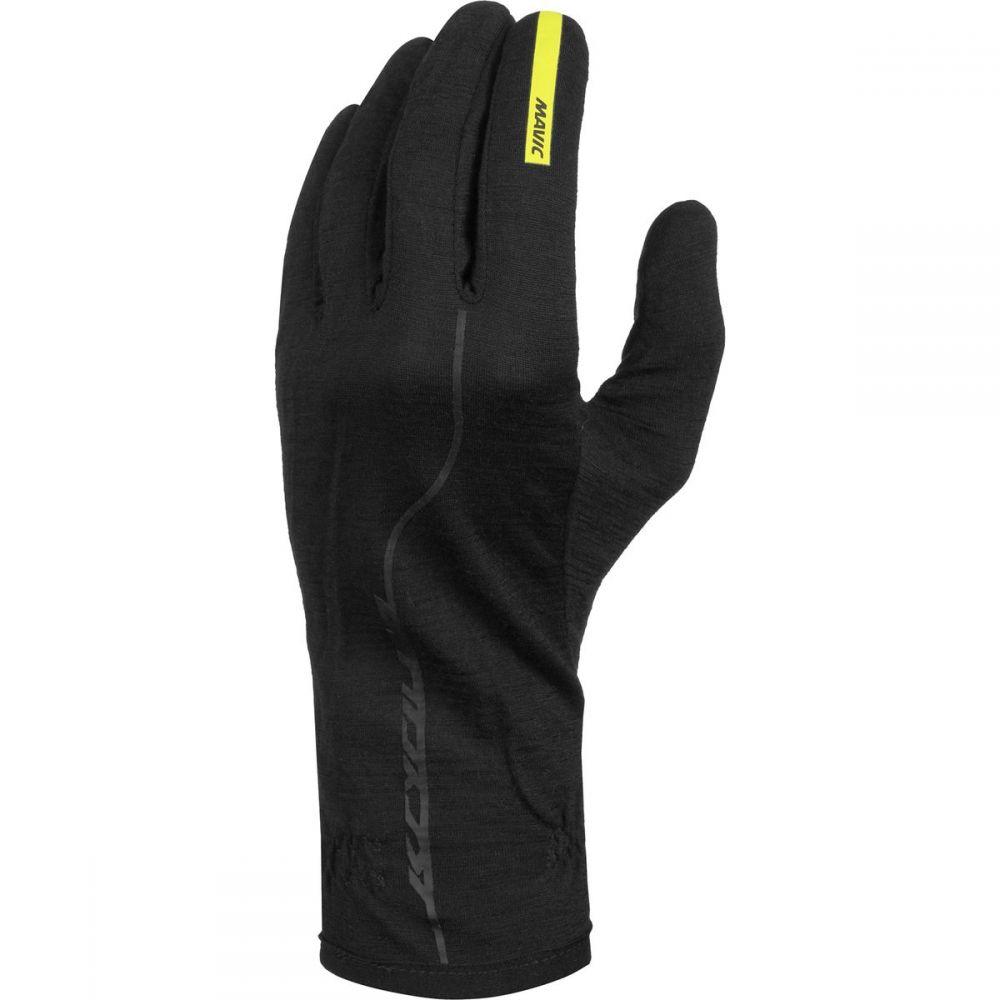 マヴィック Mavic メンズ 自転車 グローブ【Ksyrium Merino Gloves】Black