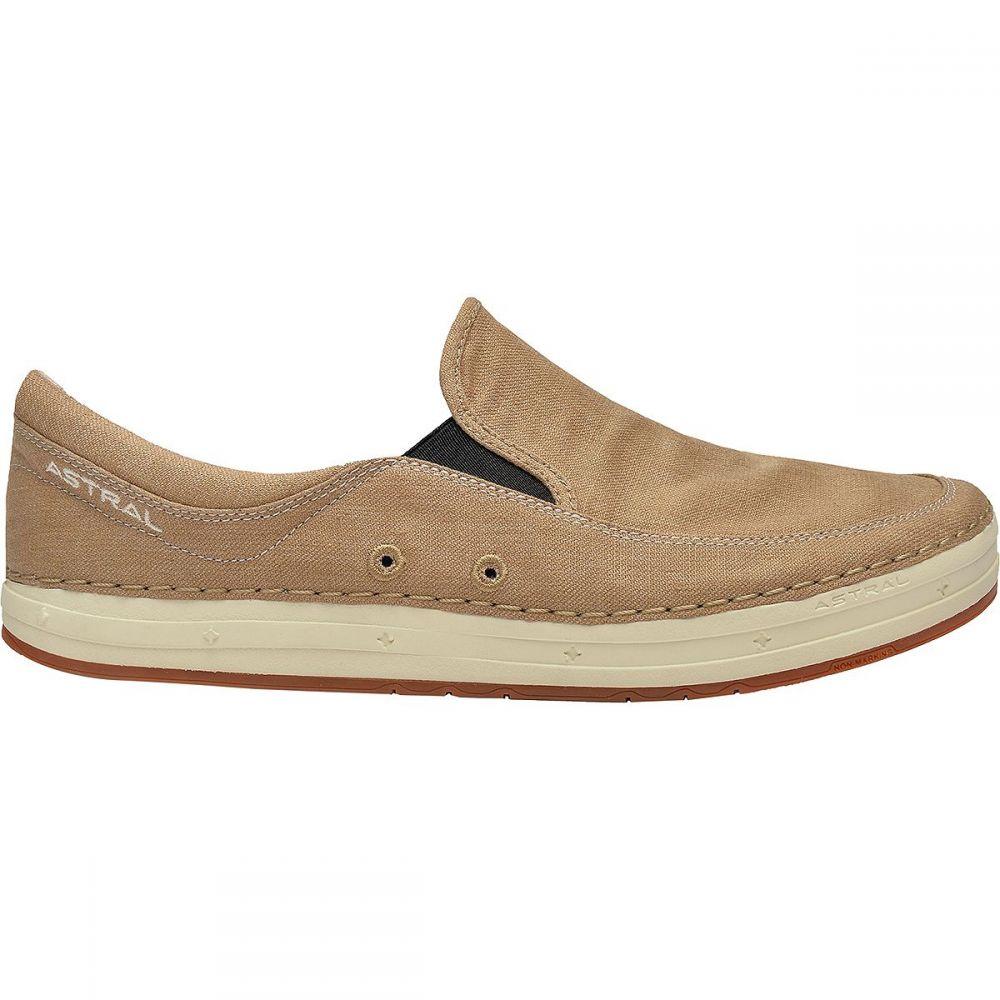 アストラル Astral メンズ シューズ・靴【Hemp Baker Shoe】Desert Khaki