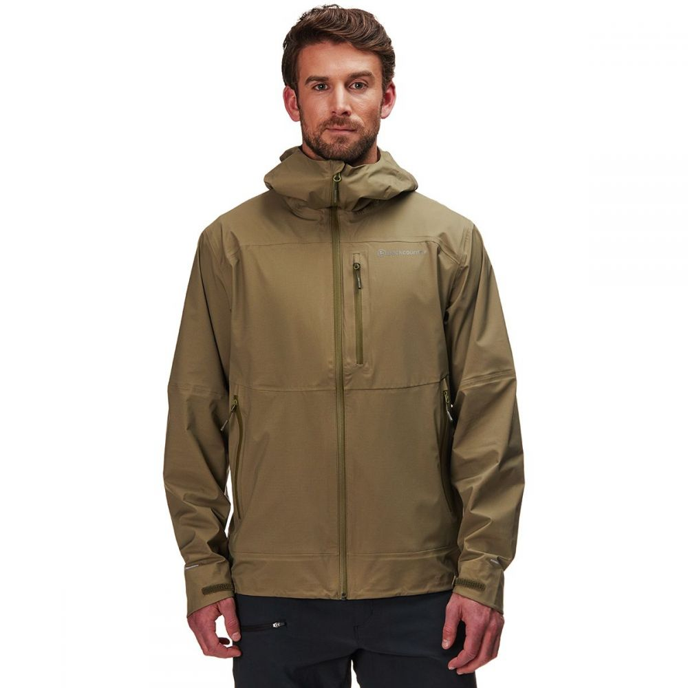 バックカントリー Backcountry メンズ アウター レインコート【Uinta 3L Stretch Rain Jackets】Army Green