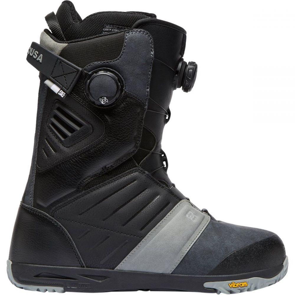 ディーシー DC メンズ スキー・スノーボード シューズ・靴【Judge Boa Snowboard Boots】Black