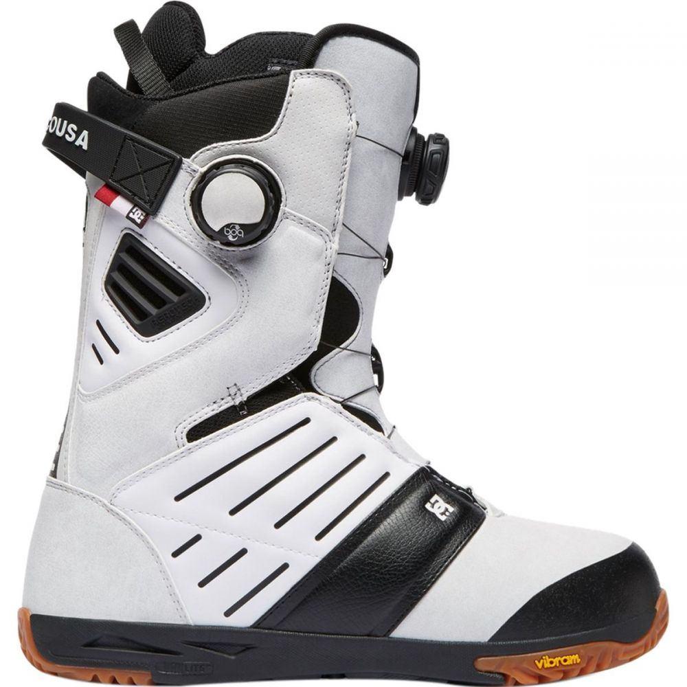 ディーシー DC メンズ スキー・スノーボード シューズ・靴【Judge Boa Snowboard Boots】White