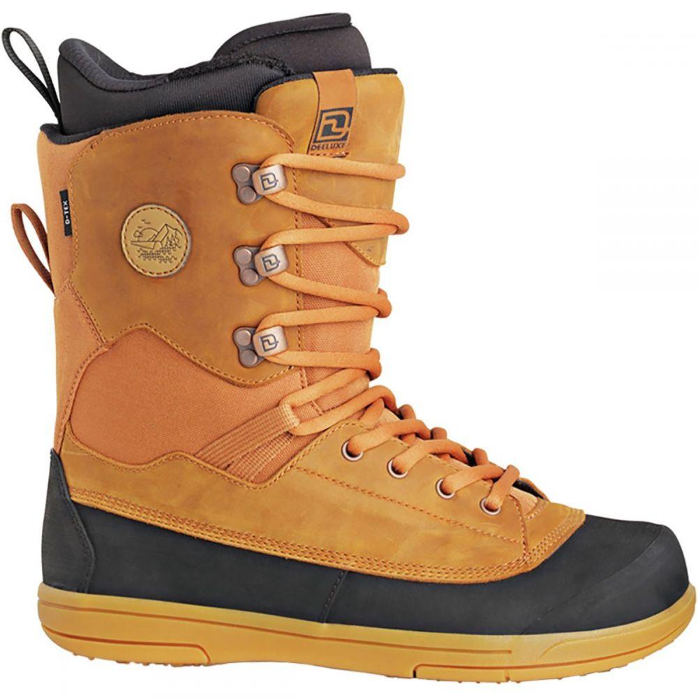 ディーラックス Deeluxe メンズ スキー・スノーボード シューズ・靴【Footloose Powsurf Boots】Hunt