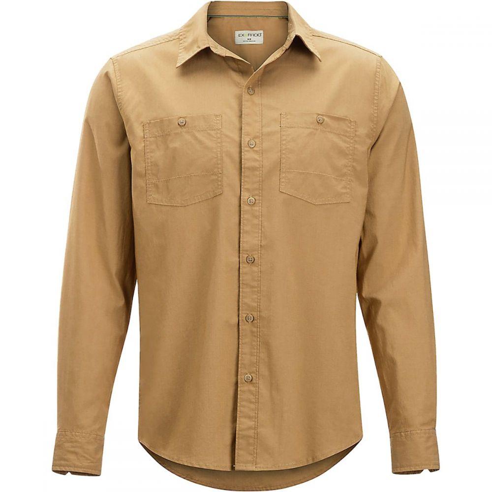 エクスオフィシオ ExOfficio メンズ トップス シャツ【Gaillac Long - Sleeve Shirts】Scotch