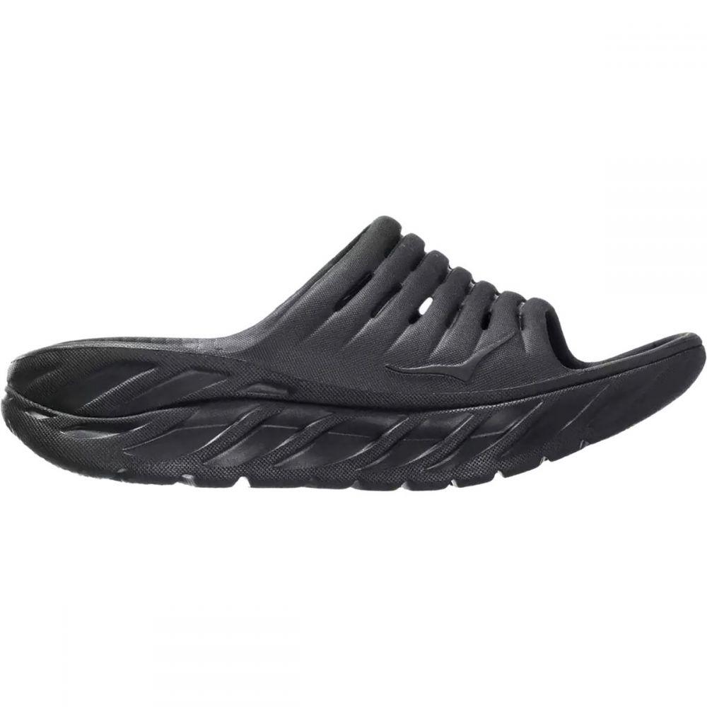 ホカ ホカ メンズ オネオネ HOKA ONE ONE メンズ シューズ Recovery・靴 サンダル【Ora Recovery Slide 2 Sandals】Black/Black, 能登川町:5d86b8ef --- sunward.msk.ru